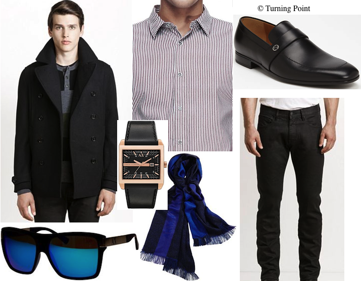 christmas gift ideas for men, Armani Exchange, Turning Point, Stéphanie Alice Guillaume