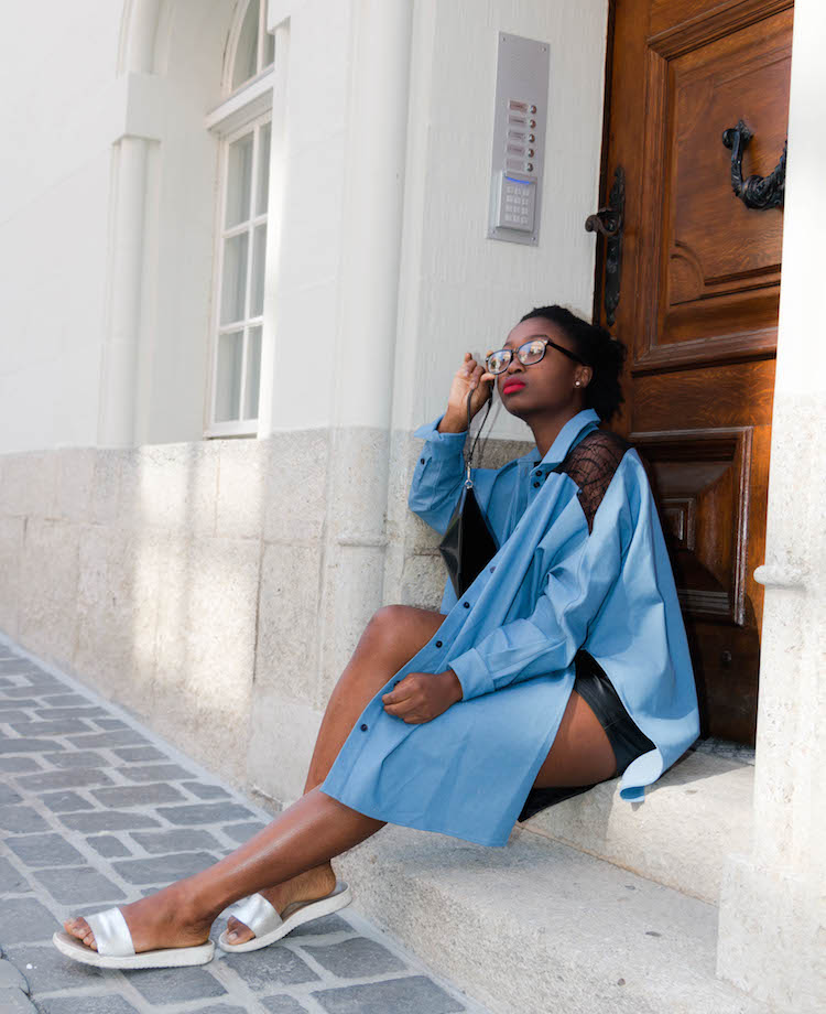 style_tips, trends_2015, How_to, denim_shirt, turning_point, stephanie_guillaume 5